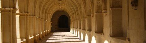 Viaje Royal a Francia. Stop 5. Abadía Fontevraud