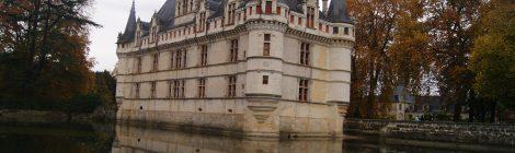 Viaje Royal a Francia. Stop 7. Azay-le-Rideau