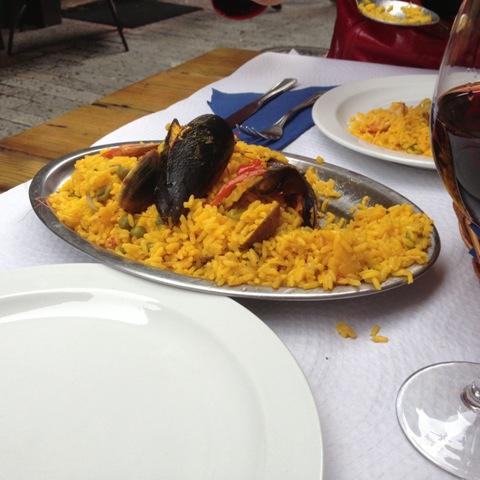 Paella Asturiana Asturias
