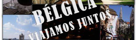 Postal: Viajamos Juntos en Bélgica
