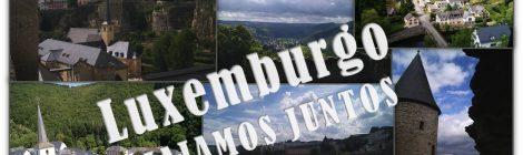 Postal: Viajamos Juntos en Luxemburgo