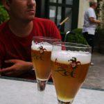 Cerveza de De Halve Maan brewery