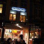Friterie 1900. Para comer por la noche no está mal