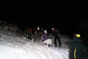 Paseo Nocturno por la Sierra