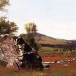 James McDougal Hart. Verano en los Castskills, c. 1865
