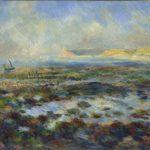 Pierre‐Auguste Renoir. Marea baja, 1883