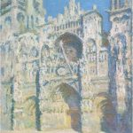 Claud Monet. La Catedral de Rouan. 1893
