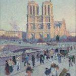 Maximilien Luce. Notre Dame. 1910.