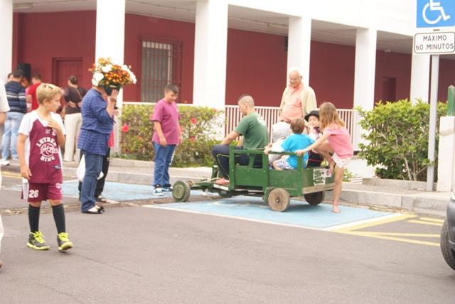 Fiestas populares de Tenerife