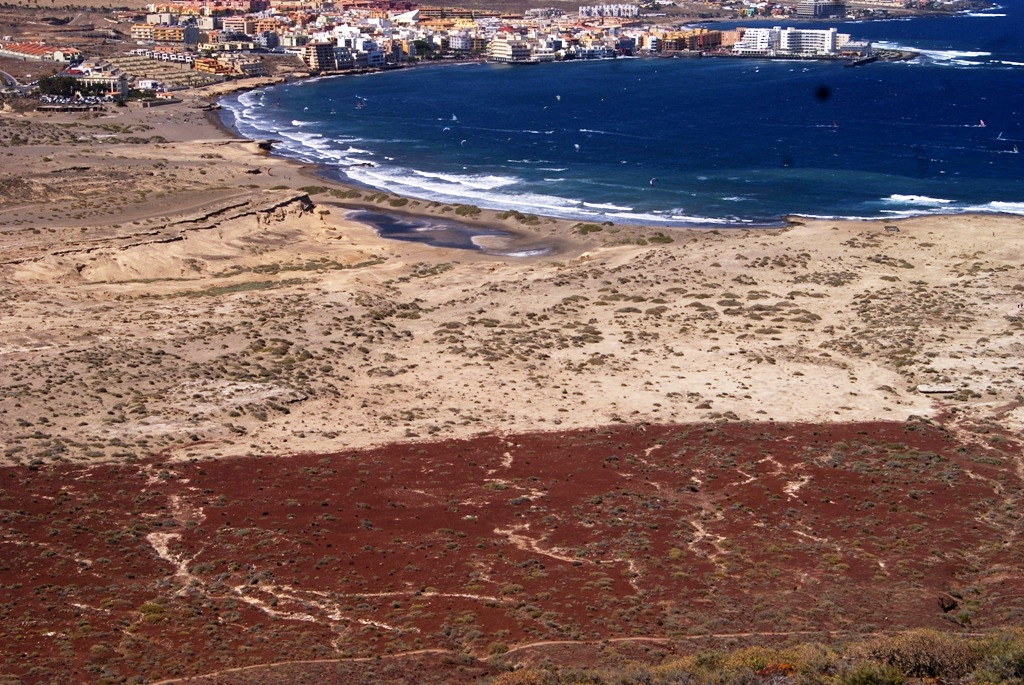 El Médano Tenerife sur