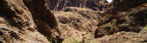 Barranco de Masca. Miles de años en pocos km