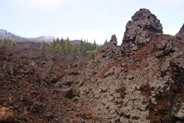 armonía volcánica