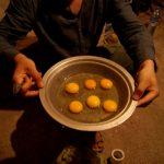 Tortilla de 6 huevos ;)