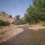 Atravesando ríos...