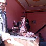 Comprando carne