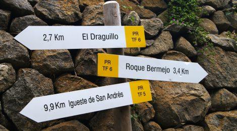 Ruta por la Punta de Anaga. Tenerife.