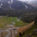 Landmannalaugar, Iceland, Islandia, senderismo