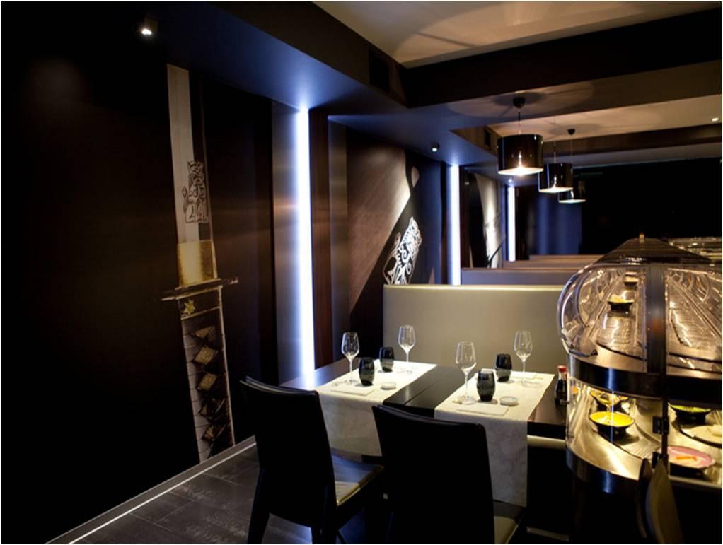 Restaurante Ninja, Madrid, Las Rozas, comida japonesa