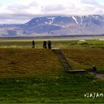 Myvatn, Cráteres falsos, Stakholstjorn, Skutustadir, pseudo cráteres, crateres, volcanes, Islandia, Iceland, rutas, curiosidades