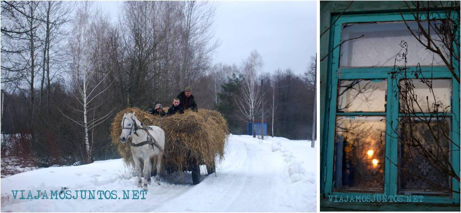 Año Nuevo, Rusia, Utrenik, celebración, fiesta, niños