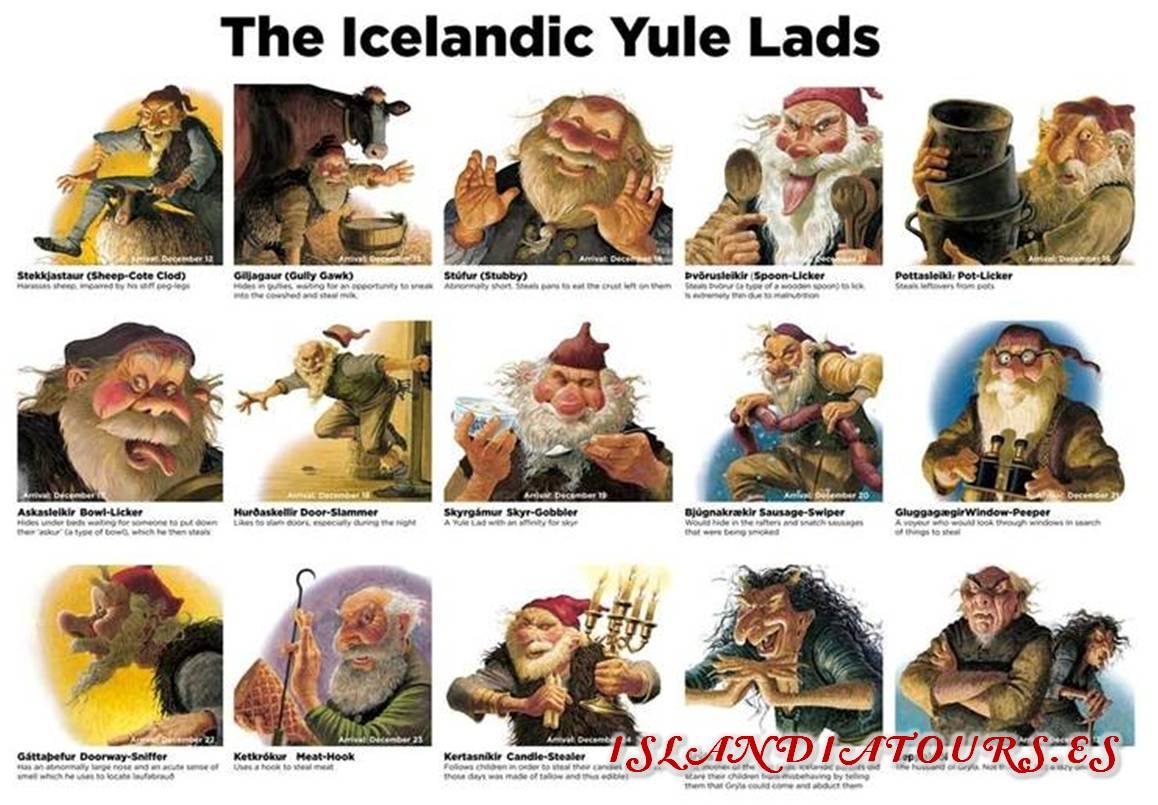 Conocer los Yulemen ;) Foto de Islandia Tours