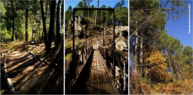 Arenas de San Pedro, Castilla León, ruta, senderismo, andar, ruta de los pescadores