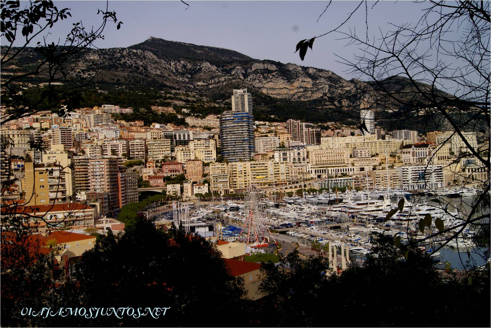 Mónaco, Niza, Francia, Costa Azúl, Monte Carlo, casino