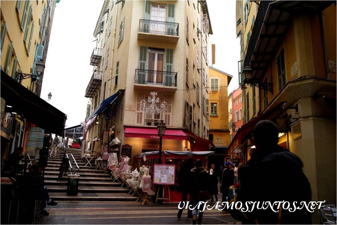 Niza, Costa Azúl, Provenza, Francia, playa, mar, Navidad, paseos