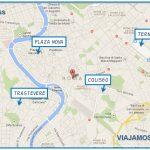 Roma, Italia, plano, mapa