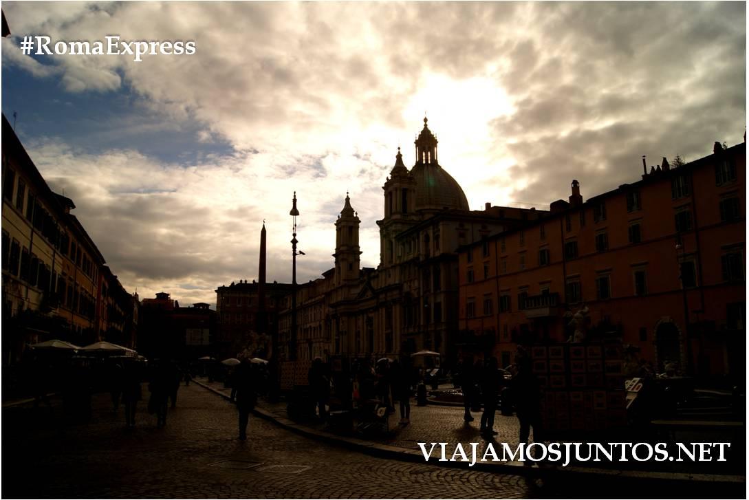 Roma, Italia, viajar por libre