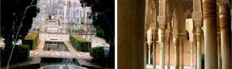 Alhambra, granada, sierra nevada, esquiar, que ver