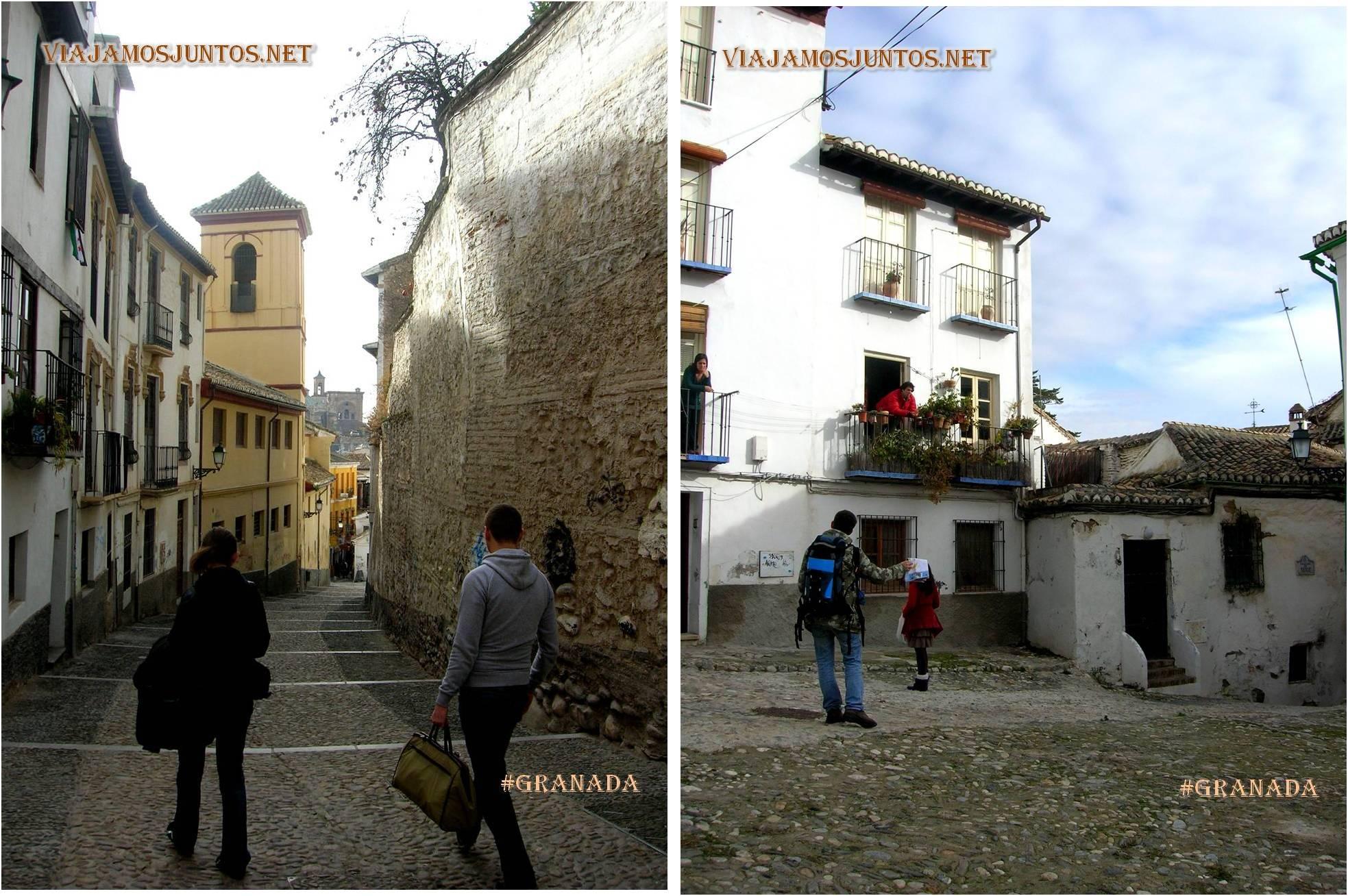 Alhambra, granada, sierra nevada, esquiar, que ver, Albaycin