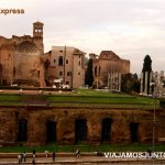 Roma. Italia, viajar por libre, Foro Romano