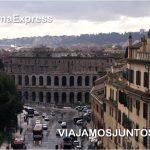 Roma, Italia, viajar por libre, fuentes, bernini, piazza navona, marcello, lluvia