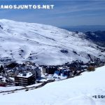 Sierra Nevada, Granada, Pradollano, esquiar, esquí, invierno, ocio, barato, low cost