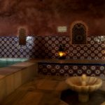 Sala templada, caliente, sierra nevada, granada, hammam, al andalus, relajarse, relax, descansar, masaje