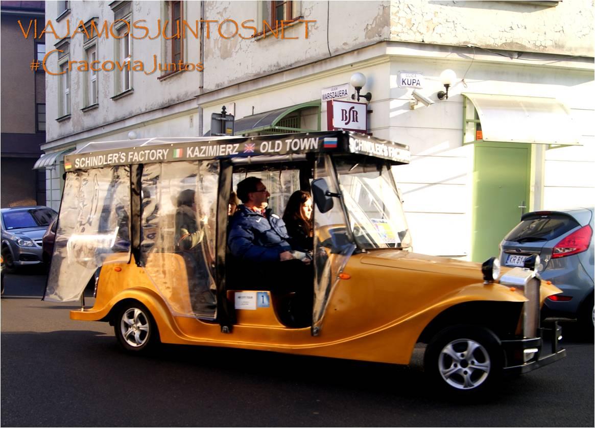 Cracovia, Polonia, Poland, Krakow, viajar por libre, escapadas, guia practica, tiempo, tranvía, transporte público