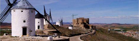 Escapada a Consuegra. La magia de Castilla-La Mancha