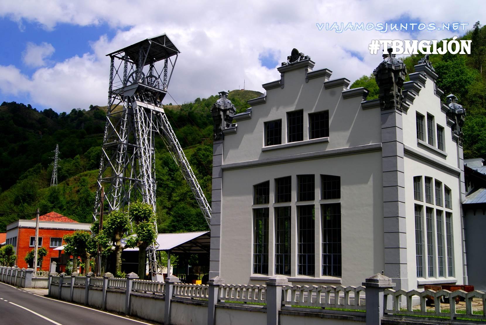 Minero por un d a ecomuseo minero for Jardin urbano gijon
