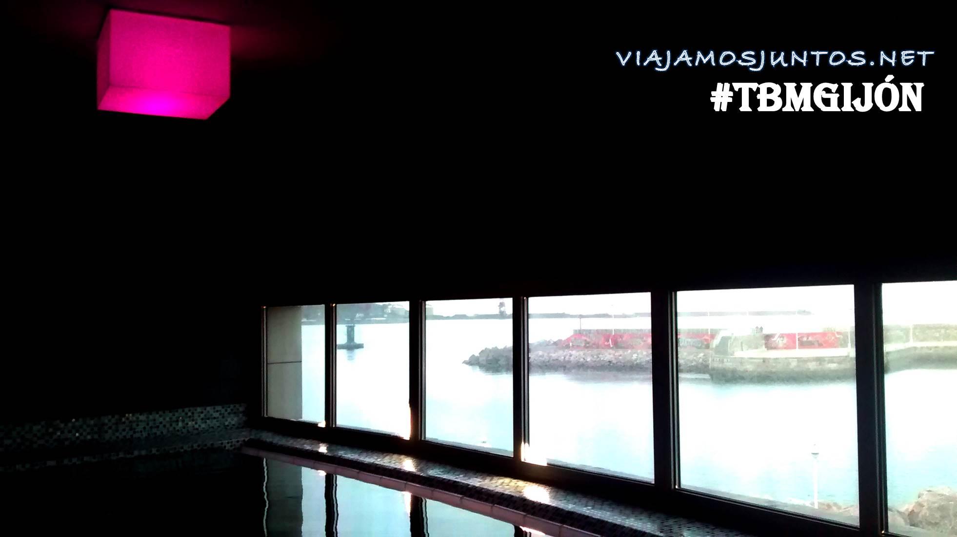 Gijón, Asturias, TBM, TBMGijón, bloggers, travel bloggers meeting, surf, talasoponiente, acuario, jardín botánico