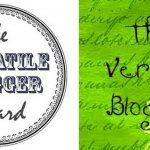 Versatile blogger award, bloggers, viaje