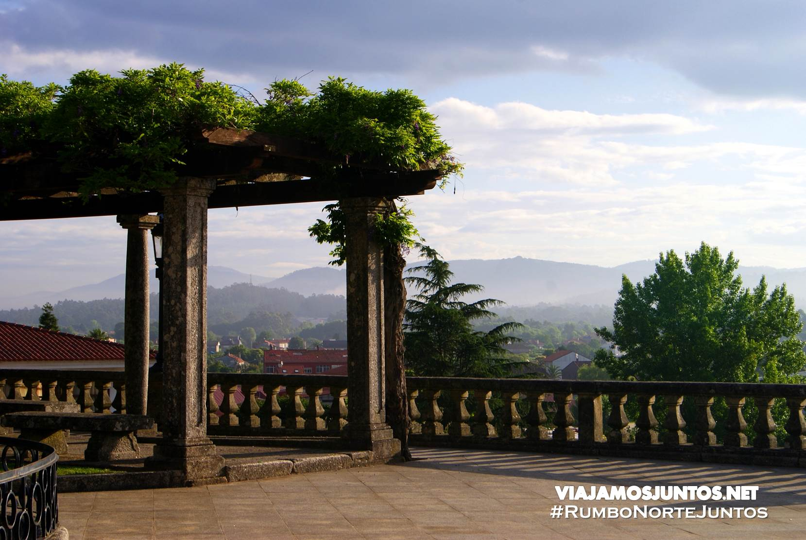 Las vistas en Tui