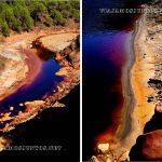 Riotinto, Río Tinto, minas, parque natural, parqu