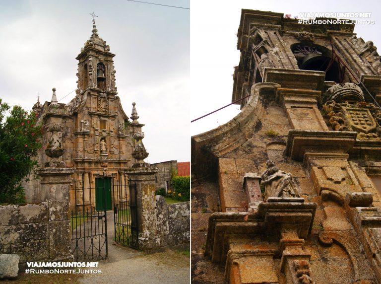 Iglesia barroca de Berán