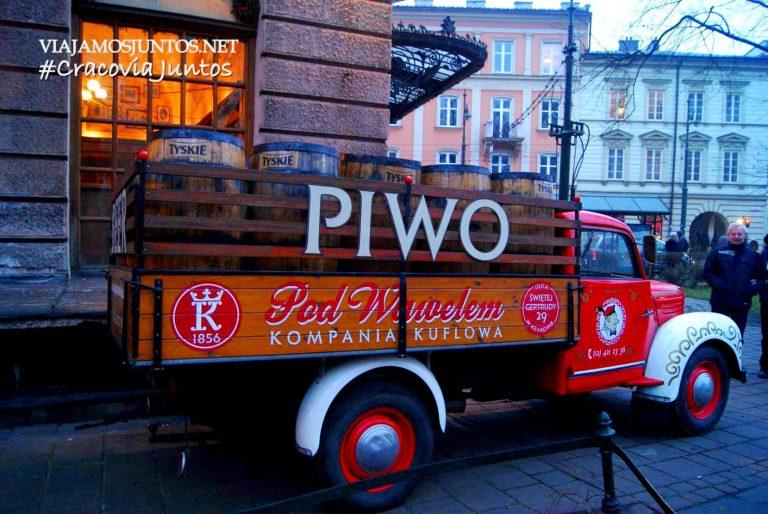 """Así se dice """"cerveza"""" en polaco: Piwo"""