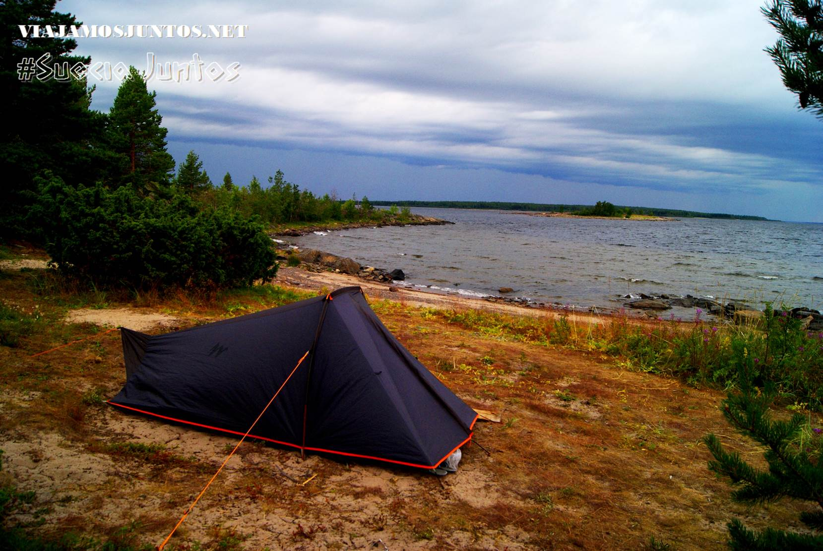Suecia, naturaleza, viajar por libre, vistas, paisajes, Laponia Sueca, inspiración, información práctica, tips, consejos, viajar por libre, alojamiento, diario, Kluntarna, Lulea, archipielago