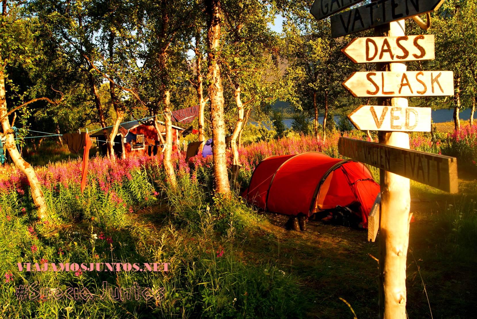 Suecia, Kungsleden, senderismo, trekkings, rutas, afrontar, tips, consejos