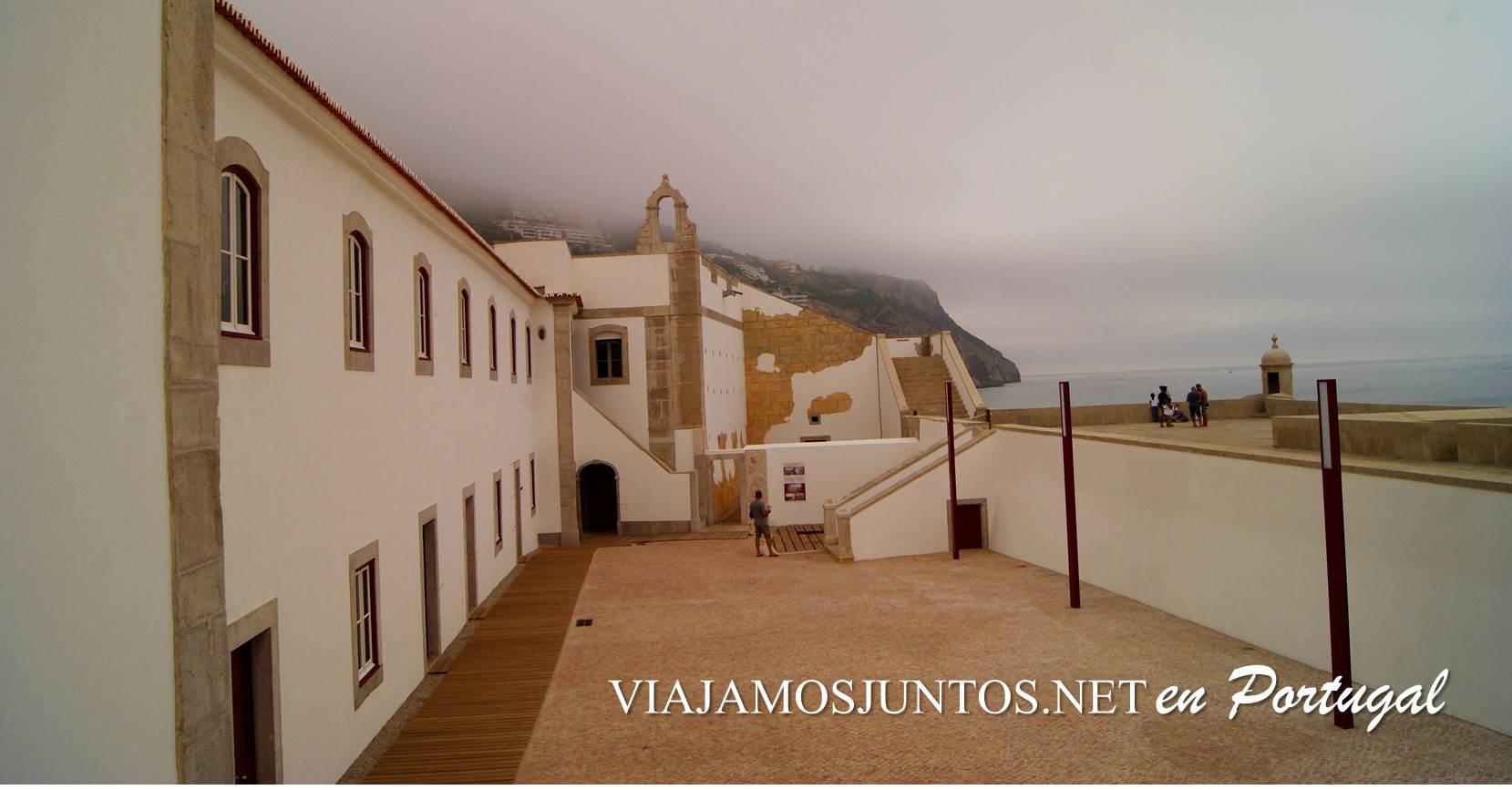 La fortaleza de Santiago, Sesimbra