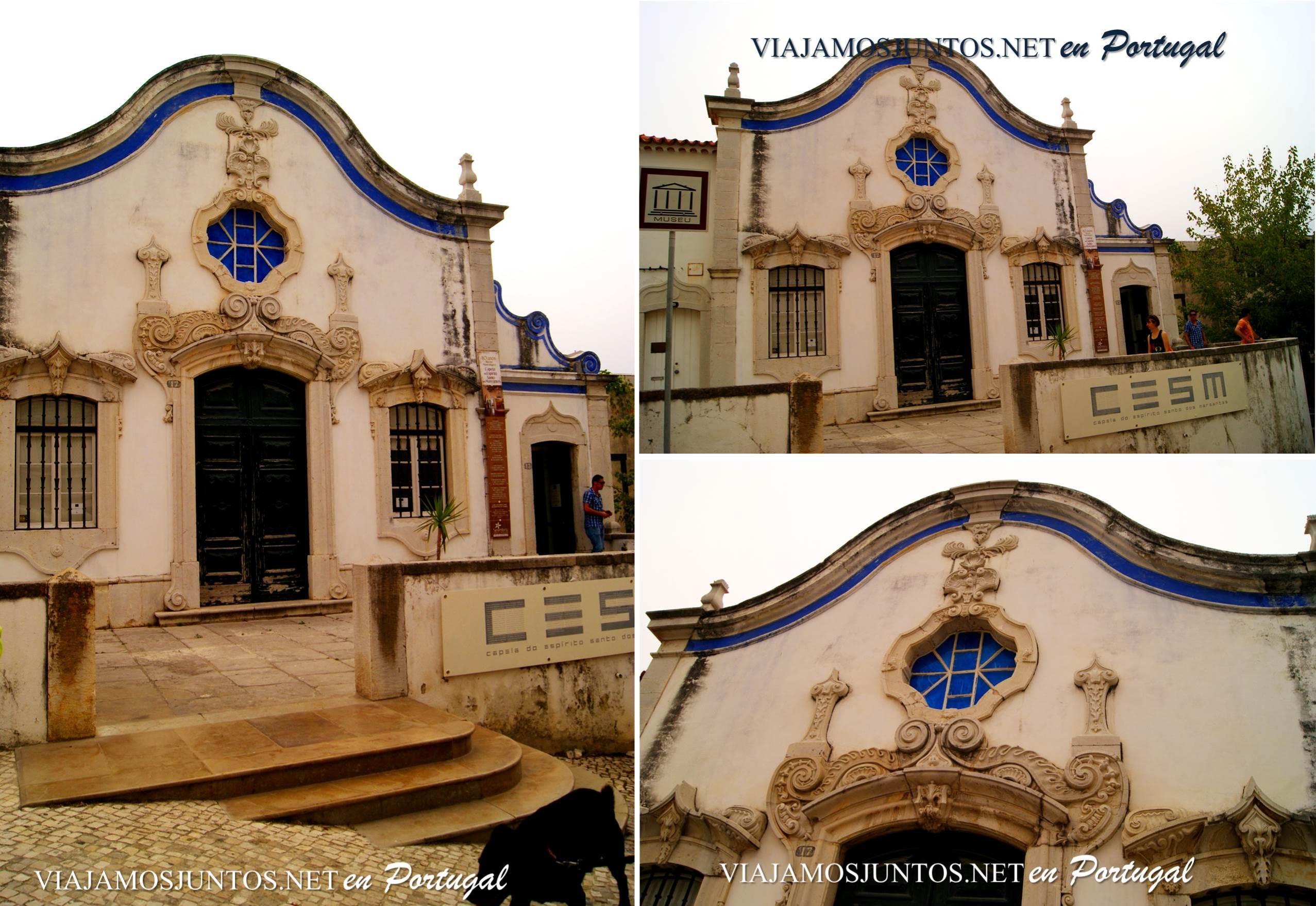 Capilla de Sesimbra, Portugal