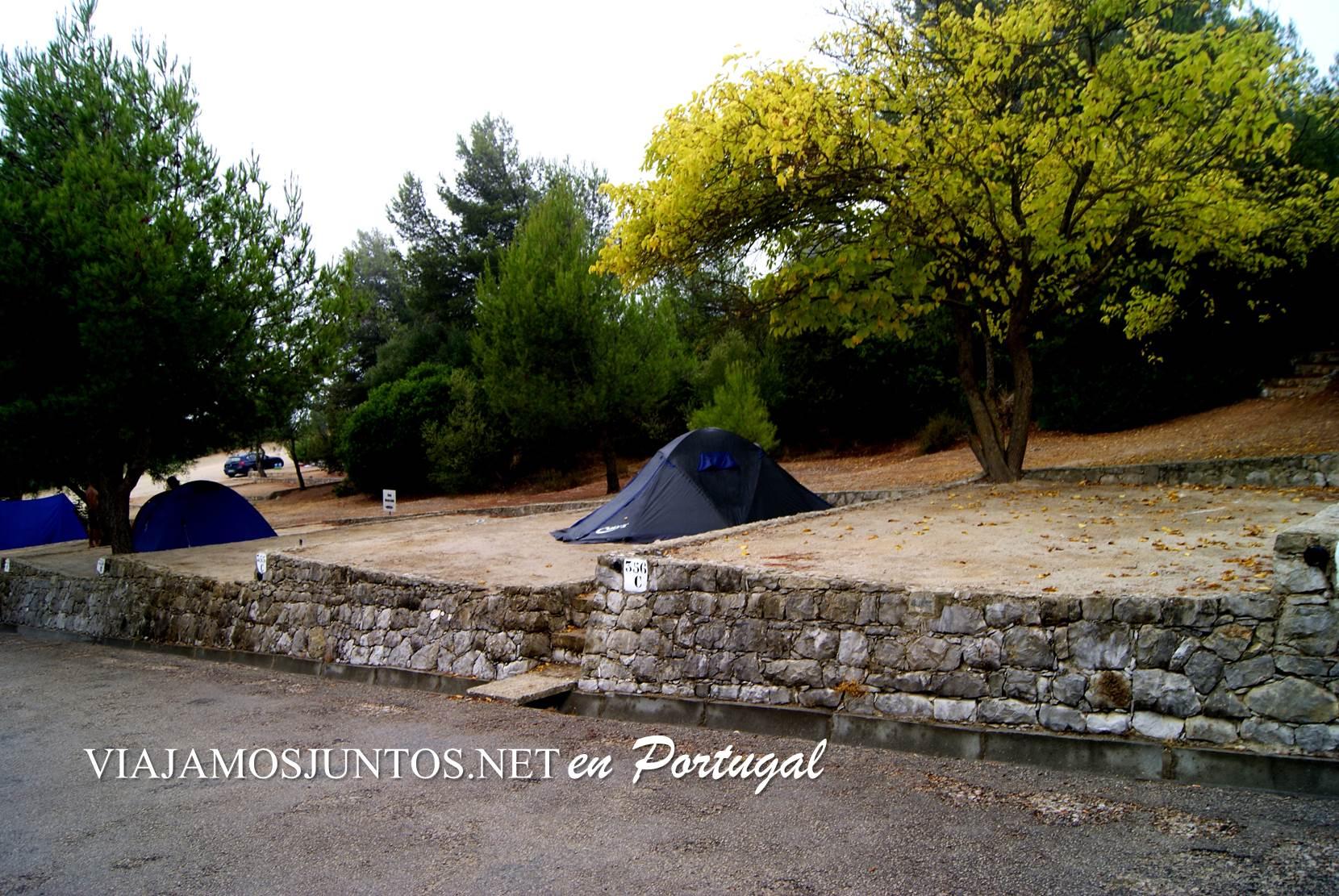 Camping de Sesimbra, Portugal
